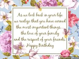 60th birthday wishes quotes and messages beautiful words
