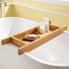 Bathtub Wine Practical And Elegant Bathtub Tray