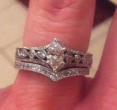 neil bridal set neil wedding set jewelry infinity band