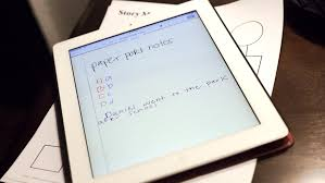 dysgraphia tools and apps help with writing handwriting practice