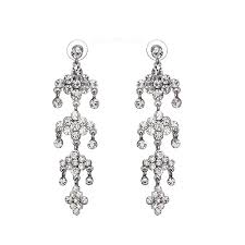 silver dangle earrings for prom high quality prom earrings buy cheap prom earrings lots