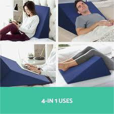 wedge bed pillows down pillows bed bath and beyond elegant foam wedge pillow bed
