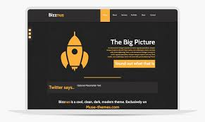 adobe muse mobile templates bizznus adobe muse mobile template by musethemes