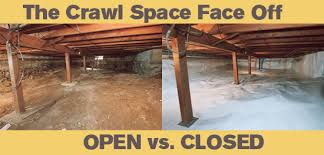 typical discussion of vented crawlspaces in middle tennessee