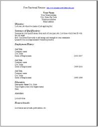 resumes exles free free printable resume exles musiccityspiritsandcocktail
