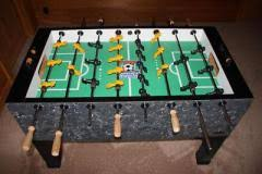 cost to ship tornado foosball table by valley dynamo from