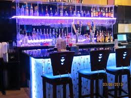 the bar area picture of east moon bistro glen burnie