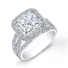 cushion cut engagement ring 10 00 carat cushion cut halo engagement ring