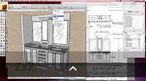 sketchup layout bathroom tutorial a kbcd youtube