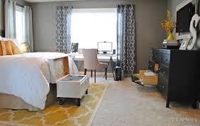 Bedroom Office Desk Trending How To Create A Love Ly Master Bedroom Steve Hidder