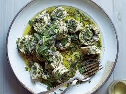 chicken in an herb garden recipe katie caldesi food u0026 wine