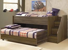 bedroom extraordinary twin loft bed with storage staircase