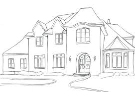 houses drawings beautiful house drawing beautiful draw floor plans beautiful house