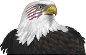 Eagle American Flag American Flag Vinyl Car Decals Xtreme Digital Graphix