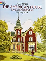 the victorian house coloring book kristin helberg daniel lewis