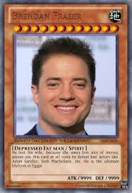 Cards Meme - brendan fraser yu gi oh card by akselmcundertem123 on deviantart