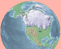 map of america 20000 years ago kansas city glacial geology