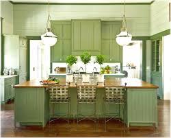 sage green painted kitchen cabinets dark green painted kitchen