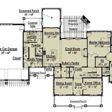 floor plans with 2 master suites single level house plans with open floor plan small modern