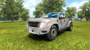Ford Raptor Truck 2012 - f 150 svt raptor 2012 v2 0 for euro truck simulator 2