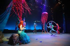 mermaid 2 ring circus circus production company