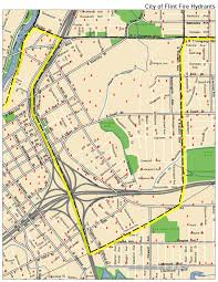 Baltimore City Council District Map Fall 2015 Fire Hydrant Flushing Maps U2013 City Of Flint