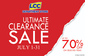 ultimate clearance sale my lcc
