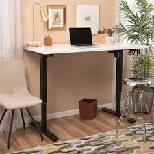 pittsburgh crank sit stand desk pittsburgh crank desk wayfair