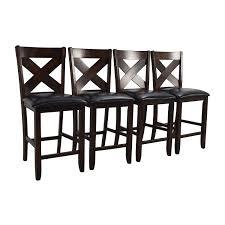 65 off bob u0027s furniture bob u0027s furniture x factor bar stool set