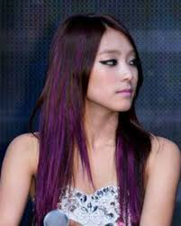 hyorin put on long hair sistar bora hair hair pinterest kpop girl hairstyles and