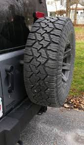 how to install a rugged ridge spartacus hd tire carrier wheel