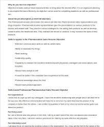 Pharmaceutical Sales Resumes Sales Resume Objective Resume Job Descriptions Administration Cv