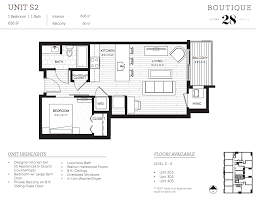 Studio Plans by Studio Floor Plans Boutique 28