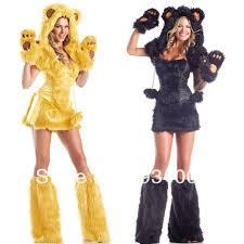 Costumes For Women Online Shop Halloween Bruin Costumes For Women Bear Costume