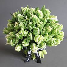 tulip bouquets parrot tulip bouquet luxury flowers same day delivery london