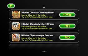 game ui hidden object on behance