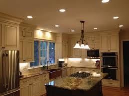 Home Recessed Lighting Design Kitchen Recessed Lighting Design Voluptuo Us