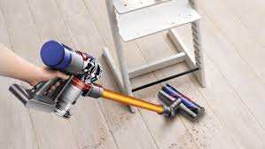 Vacuuming Mattress Dyson Doubles The Battery Life Of Its Cordless Vacuums With The V8