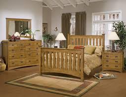 Oak Bedroom Sets Furniture by Oak Wood Bedroom Furniture Vivo Furniture