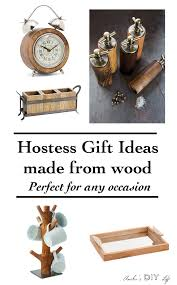 unique hostess gift ideas made from wood anika u0027s diy life