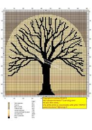 310 best crafts cross stitch trees images on