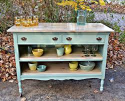 antique kitchen island table best 25 dresser island ideas on dresser redo