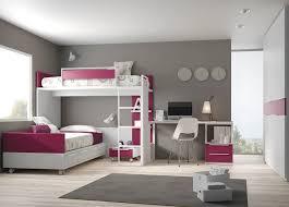 chambre fille avec lit superposé lit superpos garon lit superpose enfant