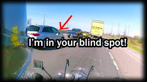 Find My Blind Spot First Highway Ride Condolences Caught In Blind Spot Cb450sc
