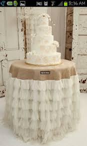 32 best cake table cloths images on pinterest wedding cake