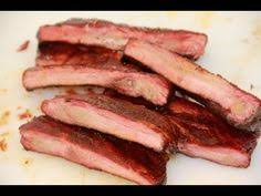 Country Style Ribs On Traeger - team traeger homemade dry rubbed smoked st louis ribs by life