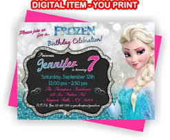 96 best frozen invite images on pinterest frozen birthday