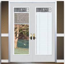 sliding glass door with blinds french patio door blinds