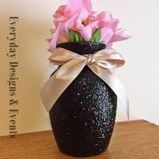 the 25 best black and gold centerpieces ideas on pinterest grad