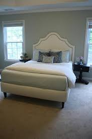 Make A Queen Size Bed by How To Make An Upholstered Headboard For A Queen Size Bed The